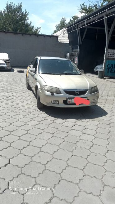 Mazda 323 1.6 л. 2003 | 209163 км