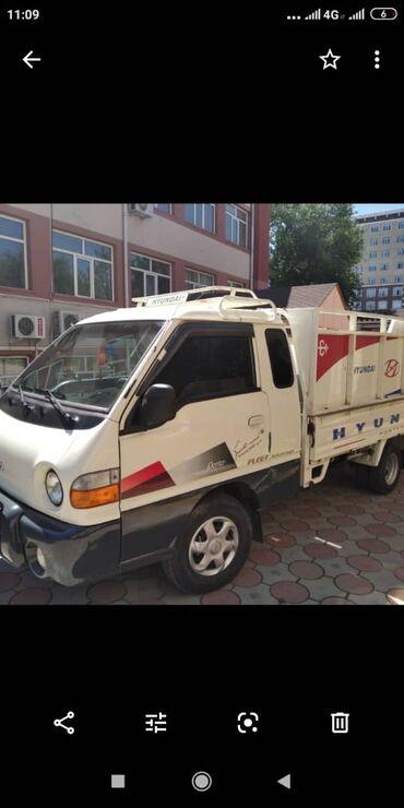 Портер По городу | Борт 2000 кг. | Переезд, Вывоз строй мусора