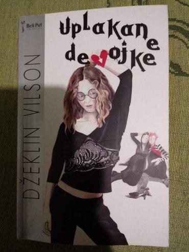 Knjiga Uplakane devojke - Pancevo