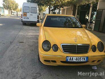 σε Οθωνοί: Mercedes-Benz E 220 2.2 l. 2001 | 450000 km