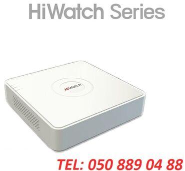 4 ilə audi - Azərbaycan: Təhlükəsizlik kamerası Hiwatch DS-H104GAnalog, HD-TVI, AHD və CVI