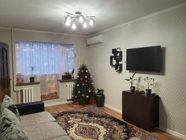 Продажа квартир - Бронированные двери - Бишкек: Продается квартира: 104 серия, Юг-2, 3 комнаты, 58 кв. м
