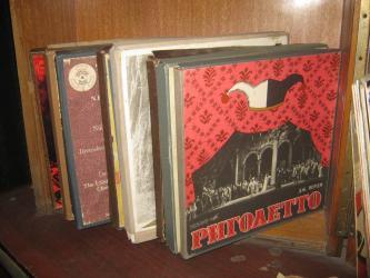 пластинки в Кыргызстан: Большая коллекция 33и 78 об.мин: классическая музыка, советская и