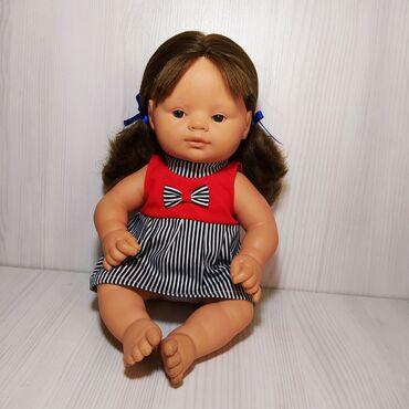 парные одежды в Кыргызстан: Продаю испанскую куклуФирма Anjela Simon 2003Высота 36смВ хорошем
