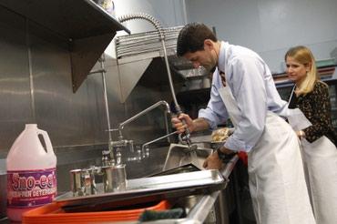 Работа в сша: посудомойщики в Бишкек
