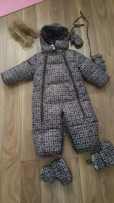 детская обувь в Кыргызстан: Продаю зимний комбинезон.От рождения и до 2хлет. Качество отличное.,на