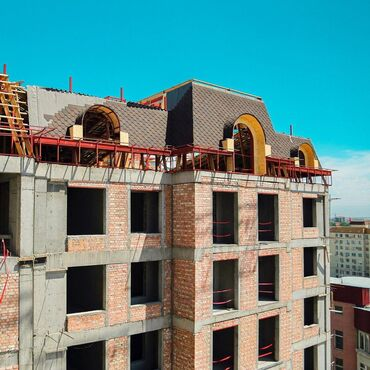 авангард стиль цены на квартиры in Кыргызстан | ПРОДАЖА КВАРТИР: 2 комнаты, 93 кв. м
