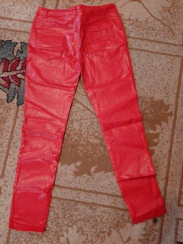 Продаю!!! Новые,кожанные штаны. Размер L