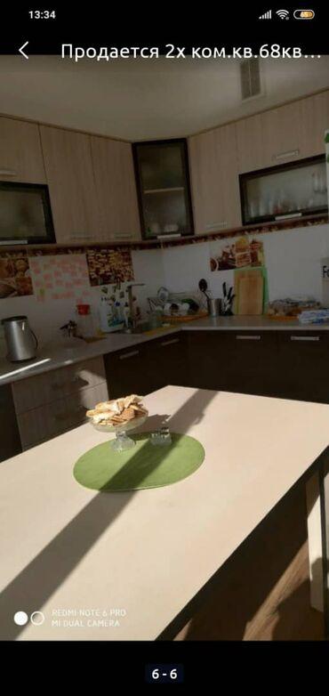 Продается квартира: 106 серия улучшенная, Мкр. Улан, 2 комнаты, 68 кв. м