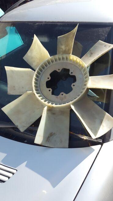 Mercedes Actros вентилятор оригинал Германия