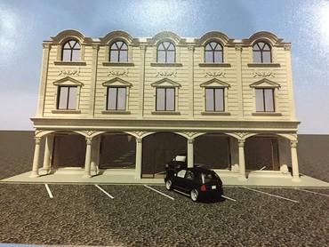 Binaların icarəsi - Azərbaycan: Yasamalda. Şərifzadə küçəsindən 100 mert. yoldan aralı məsafədə 3