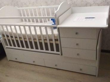 Кроватки трансформеры Тигруля расцветки модели разные от 10500-13000 в Бишкек