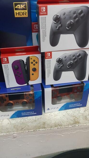 Nintendo Switch - Azərbaycan: Nintendo switch üçün Joy con və pro controller pultu
