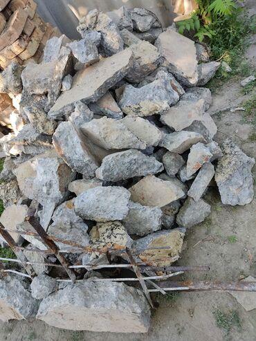 Находки, отдам даром - Пригородное: Куски бетона самовывоз звоните пишите район рынка Кудайберген