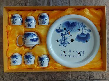 Новый набор для чайной церемонии на 6 персон