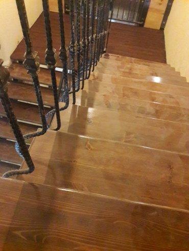 Лестницы сварочные и столярные работы в Бишкек