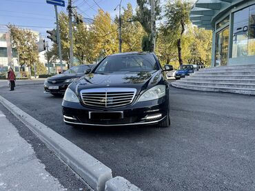 долгосрочная квартира токмок in Кыргызстан | ГРУЗОВЫЕ ПЕРЕВОЗКИ: Mercedes-Benz S-Class 4.7 л. 2011 | 180000 км