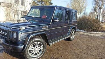 Mercedes-Benz G 400 4 л. 2004 | 250000 км
