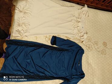 бежевое платье в пол в Кыргызстан: Платье одеты 2раза 1)бежевое платье 800с 2)темно синий 650с 3)розовое