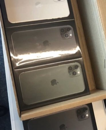 Mobile Phones - Kathmandu: Brand New Unboxed IPhone 11 Pro Max for sale at promo price
