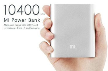 Power Bank Mi 10400 mAh в Бишкек