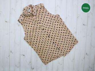 Подростковая блуза в горох New Look, возраст 13 лет    Длина: 60 см По