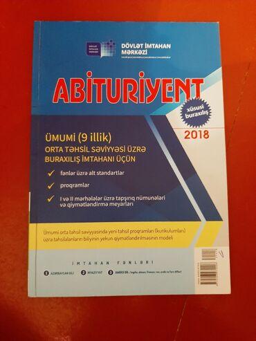 - Azərbaycan: Abituriyent jurnalı 2018