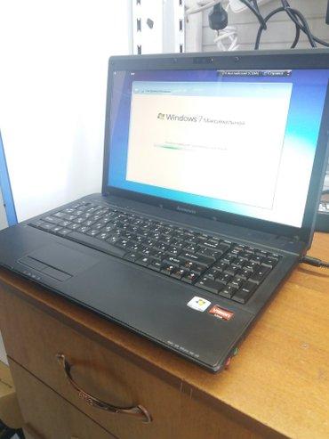 Продаю ноутбук леново g565 экран 15.6 стандарт процессор двух ядерный  в Бишкек