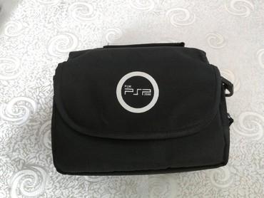 PSP (Sony PlayStation Portable) в Кыргызстан: Сумка для PSP, в отличном состоянии!
