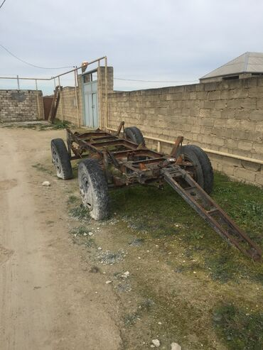 traktor 892 - Azərbaycan: Satilir traktor lapedy.Tekerlery yahshy veziyatdedy.Ozude