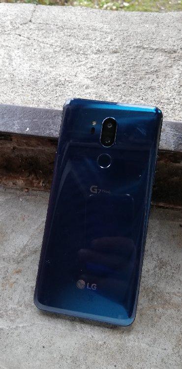 telefon lg - Azərbaycan: İNANİLMAZ Təklif Təzə kimi LG G7 ve aksesuarları4 ram 64gb yaddaş