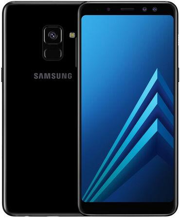 Б/у Samsung Galaxy A8 Plus 2018 32 ГБ Черный