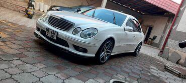 mercedes e в Кыргызстан: Mercedes-Benz E-Class 5 л. 2002