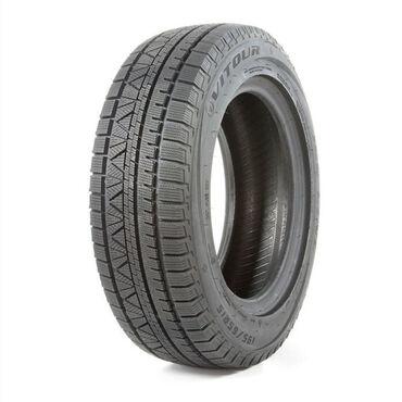 r16 диски купить в Кыргызстан: Продаю зимные шины VITOUR Ice Line 215 65 R16состояние как новоеездил