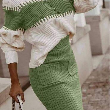 Dečija odeća i obuća - Plandište: Komplet 3000 Trikotaža ❤ Nove boje: Krem Rezedo zelena Siva Crna
