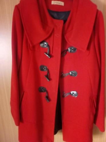 Παλτό κόκκινο passager νούμερο large σε Σέρρες