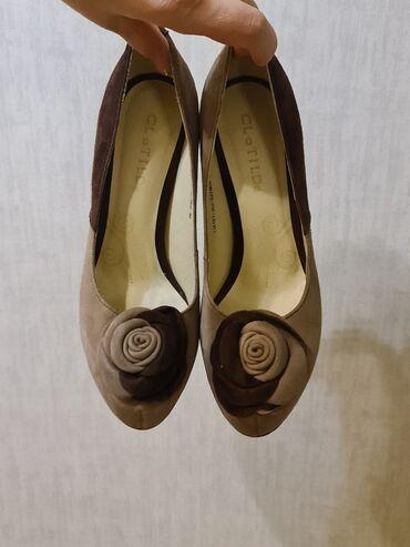 13975 объявлений: Продаю туфли натуральная замша. Одевали 1 раз. Размер 38. Качество
