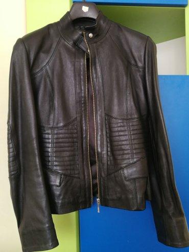 in Jagodina: Kozna jakna, par puta obucena u odlicnom stanju
