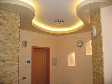 Качественно выполним ремонт квартир домов. Косметический ремонт. в Бишкек