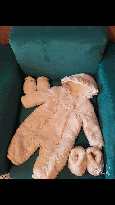 весенние комбинезоны для новорожденных в Азербайджан: Комбинезон Bebetto 6-9 месяцев