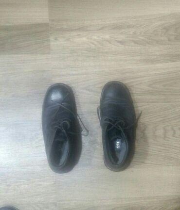 Мужская обувь в Азербайджан: Ayaqqabı razmeri 40-41; yarısapoşki. Yaxşı vəziyyətdə di, cırığı zadı