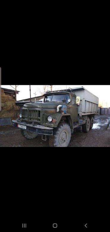 работа в германии 2020 вакансии в Кыргызстан: Продаю зил 131 (вездеход), самосвал, дизель v-6 без турбо (двигатель