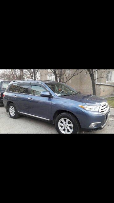 Toyota Highlander 2013 в Бишкек