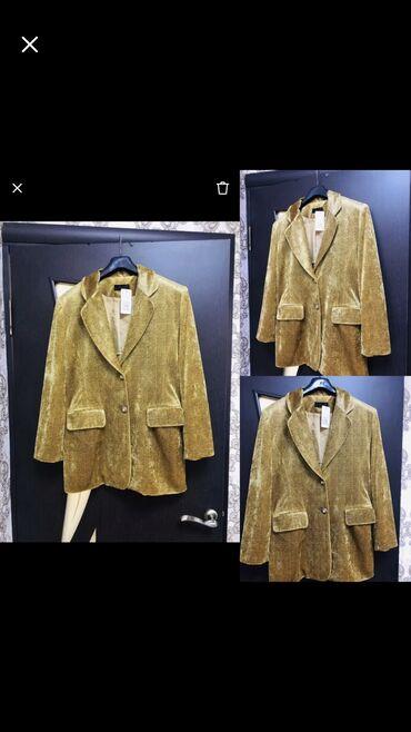 Пиджак женский, покупала в Италии за 6000размер 48-54, фото и видео