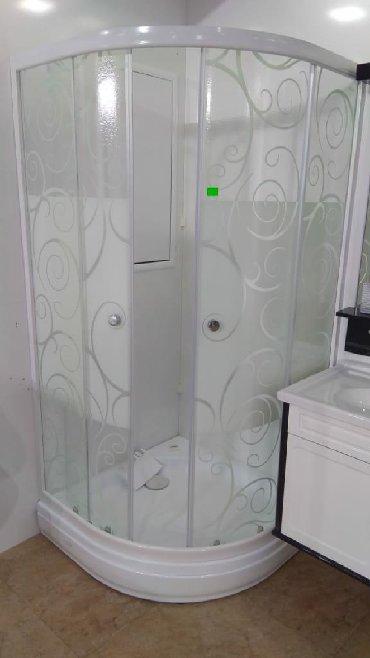 Duş Kabin (90*90) ve diger hamam aksesuarları Münasib qiymete rahat в Bakı
