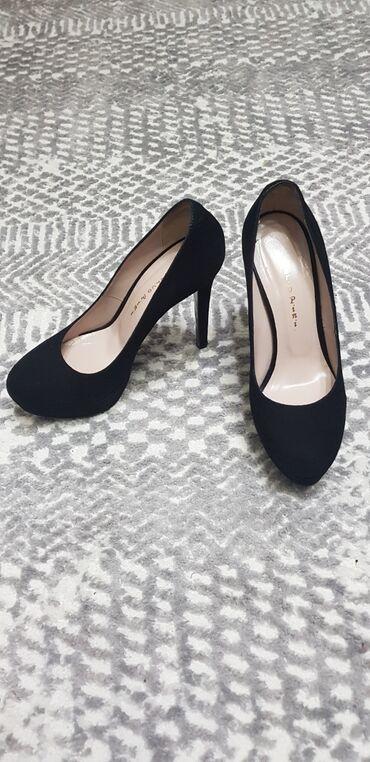 Туфли Marco Pini (Италия), размер - 38. Колодка очень удобная. Были