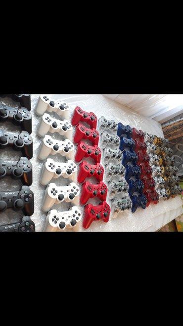 Bakı şəhərində SONY PS3 Üçün Yeni Keyfiyyetli Pultlar.... Tez Xarab Olan Pultlar