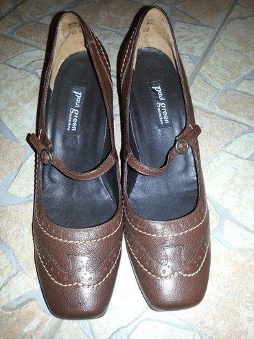 Paul shark - Srbija: Paul green cipele,ocuvane,bez ostecenja,gaziste 26cm