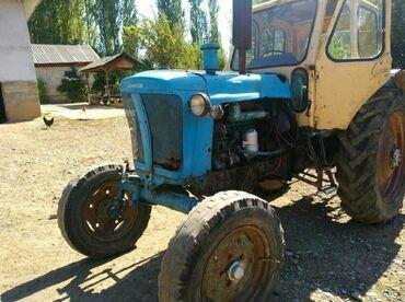Юмз д65 - Кыргызстан: Трактор Юмз Срочно сатылат! Кошумча Сокосу менен Кеми бар  Торг возмо