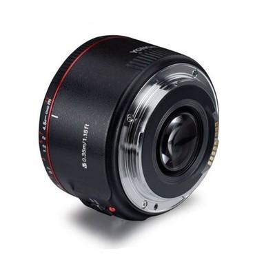 Obyektivlər və filtrləri Azərbaycanda: Yongnuo YN 50mm F/1.8 II (Canon)